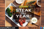 Chop Steak for a Year Sweepstakes