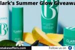 Clark's Summer Glow Giveaway