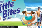 Get Up & Play with Little Bites Sweepstakes