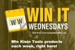 Klein Tools Win It Wednesdays Sweepstakes