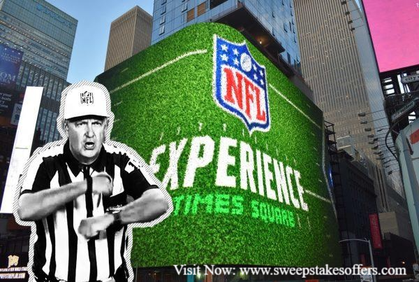 Bud Light NFL Experience Sweepstakes
