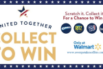 Walmart Collect & Win Instant Win Game