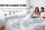 Marriott Hotels at Home Spring Sweepstakes