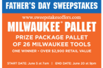 Fleet Farm Fathers Day Sweepstakes