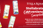 Stellabrate Can Venience Sweepstakes