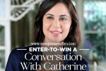 Hallmark Channel Conversation with Catherine Bell Sweepstakes