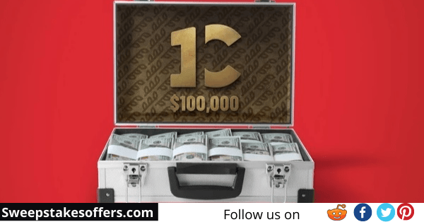 One Country $100k Cash Giveaway