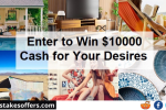 Southern Living $10000 Cash Sweepstakes