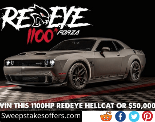 Speed Society Sweepstakes