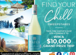 Matua Find Your Chill Sweepstakes