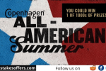 Copenhagen All American Summer Instant Win Game