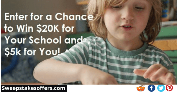 Clorox Stands with Teachers Sweepstakes