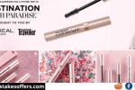 L'Oréal Paris Destination Paradise Sweepstakes