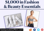 PopSugar Fashion and Beauty Essentials Giveaway