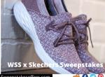 WSS x Skechers Sweepstakes