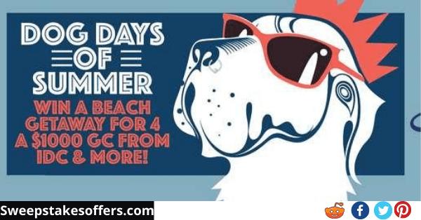 WJRR Dog Days of Summer Photo Contest
