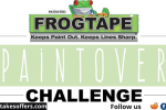 FrogTape Paintover Challenge Sweepstakes