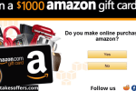 The Beat $1000 Amazon Gift Card Sweepstakes