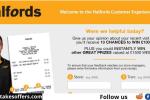 Halfords review survey