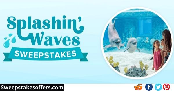 Splashin Waves Sweepstakes