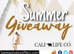 Cali Life Summer Sunglasses Giveaway