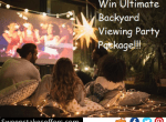 Bud Light Ultimate Backyard Viewing Party Sweepstakes