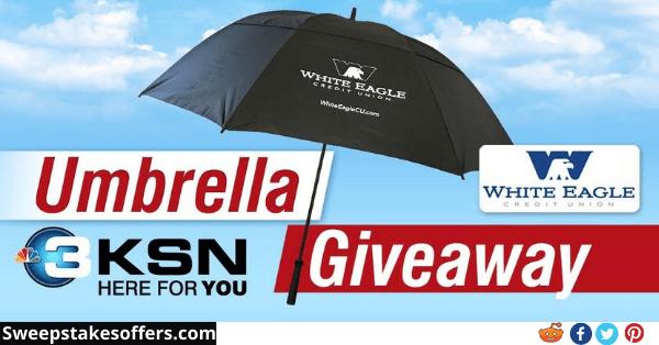 KSN Umbrella Giveaway Contest