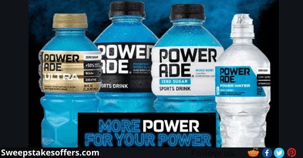 Powerade.com