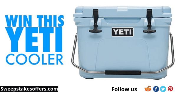 Bud Light Yeti Cooler Giveaway