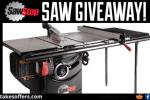 Rockler SawStop Giveaway
