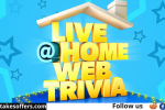 Kelly & Ryan LIVE Home Trivia Web Edition Contest