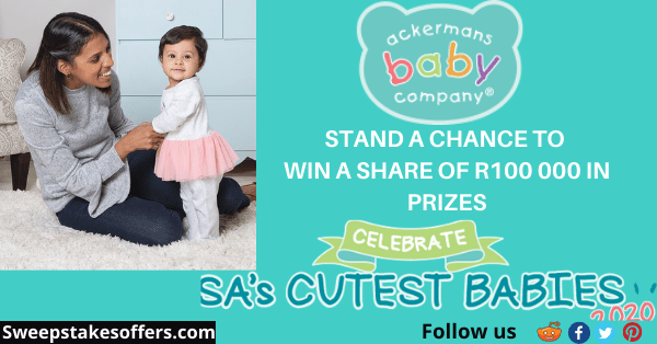 Ackermans SA's Cutest Babies Contest