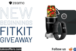 Zeamo New Beginnings September Sweepstakes