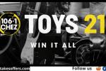 CHEZ106 Toys 21 Contest