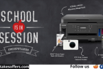 Canon School in Session Sweepstakes