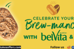 Start A BelVita Brew-mance Sweepstakes