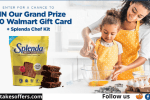 Splenda Summer Recipe Sweepstakes