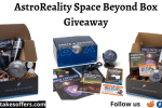 AstroReality Space Beyond Box Giveaway