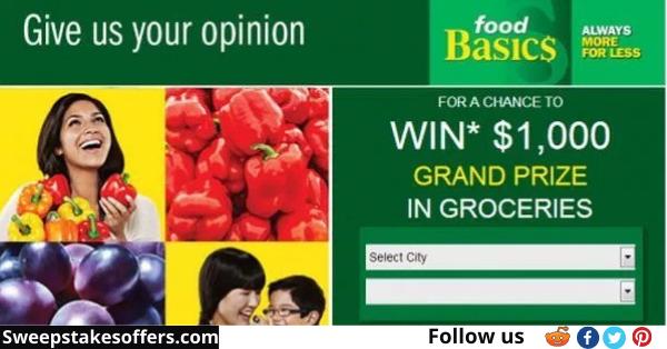 FoodBasicsFeedback.com