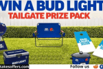 Bud Light Ultimate Touchdown Giveaway
