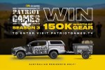 Patriot Games Season 4 Isuzu D Max Contest