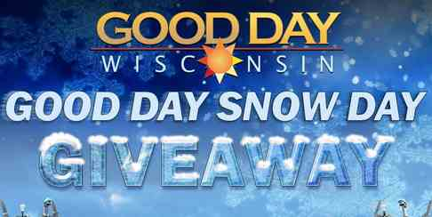 Fox 11 Good Day Snow Day Giveaway