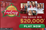 Hallmark Channel Fantasy Game Sweepstakes