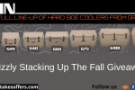 Grizzly Stacking Up The Fall Giveaway
