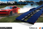 Texas Pride and Fasterproms Trailer Giveaway