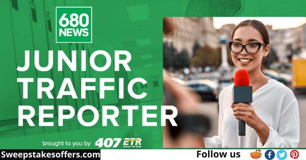 680 NEWS Junior Traffic Reporter Contest