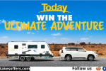 Today Show Ultimate Aussie Adventure Competition