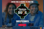 Nathans Duos Sweepstakes