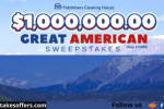 PCH $1000000 Great American Sweepstakes