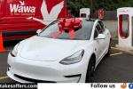 Wawa EV Tesla Giveaway